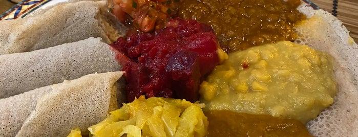 Addis Ethiopian Kitchen is one of Favourite eats in Helsinki.