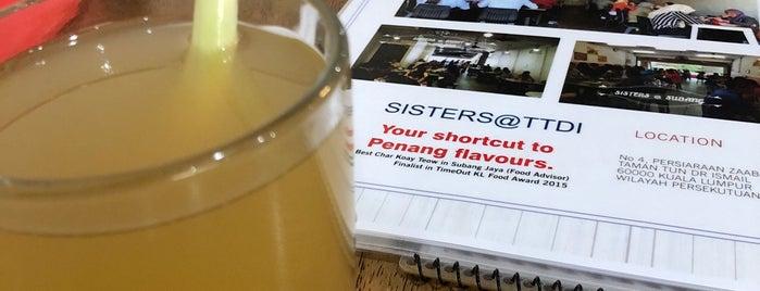 Sisters Place is one of Rahmat : понравившиеся места.