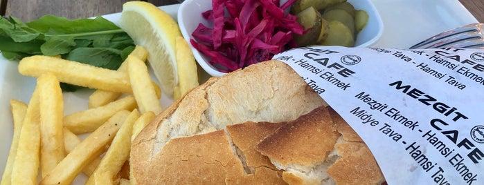 Mezgit Cafe is one of Fethiye.