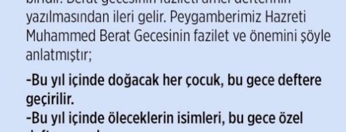 Nilüfer Merkez Cami is one of Murat karacimさんのお気に入りスポット.
