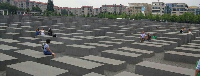 Denkmal für die ermordeten Juden Europas is one of Berlin To Do.