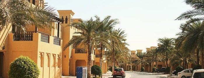 Al Hamra Palace beach resort is one of Posti che sono piaciuti a Francesca.