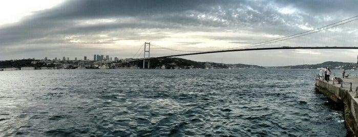 Nakkaştepe Sahil is one of mekanlarım :)).