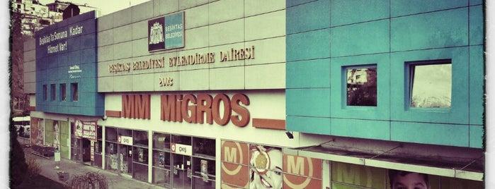 Migros is one of ALINACAK MAYORLUKLAR.