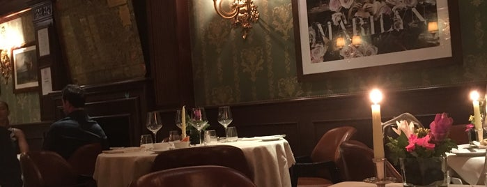 Il Baretto al Baglioni is one of Milan(o) the BEST! = Peter's Fav's.