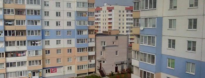 Волотовская 5 is one of Orte, die ИЗБА gefallen.