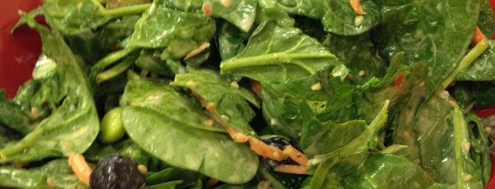 Salad Creations is one of Tempat yang Disimpan SLICK.