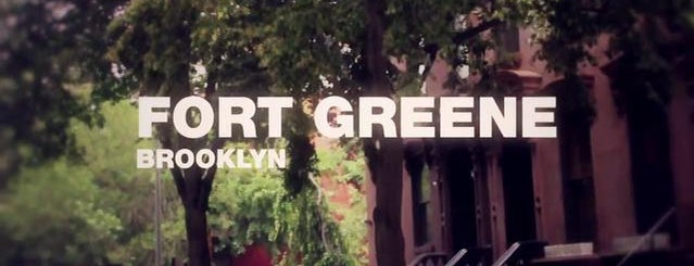 The Definitive Fort Greene