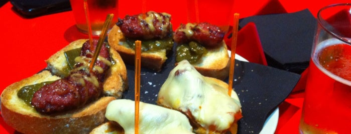 Sassaxu is one of tapeo.