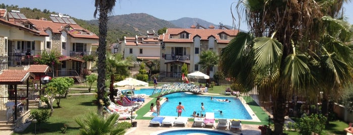 Lale Apart Fethiye is one of Lugares favoritos de Nuray.