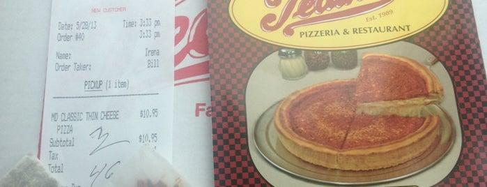 Tedino's Pizzeria is one of The Hood.