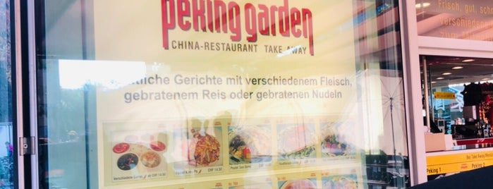 Peking Garden is one of The 20 best value restaurants in Zurich.