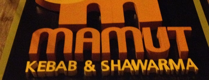 Mamut Kebab & Shawarma is one of Restaurantes.