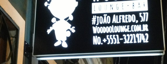 Woodoo Lounge Bar is one of Rafael'in Beğendiği Mekanlar.