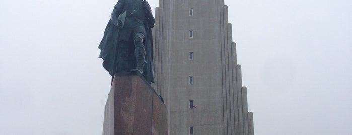 Iglesia de Hallgrímur is one of Iceland.