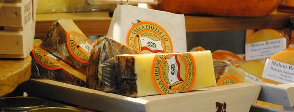 Cowgirl Creamery is one of sf food.