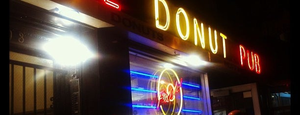 The Donut Pub is one of If You Can Make It Here - New York City.