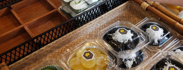 Wanlamun is one of Chiang Mai dessert place.