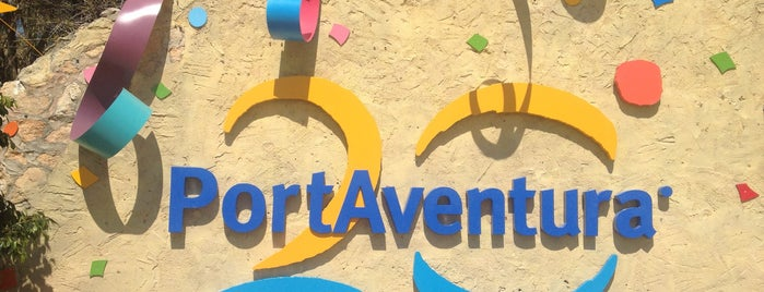 PortAventura World is one of Nens - Niños.