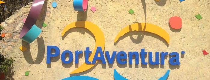 PortAventura World is one of Nens - Niños.