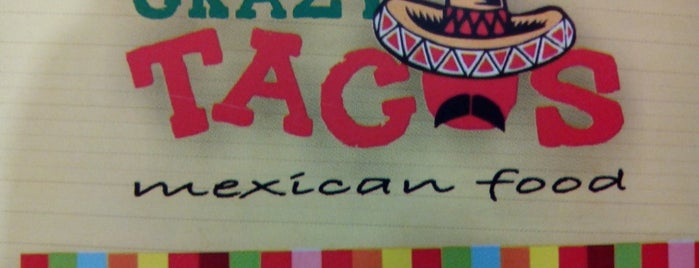 Crazy Tacos - Mexican Food is one of Restaurantes & Bares.