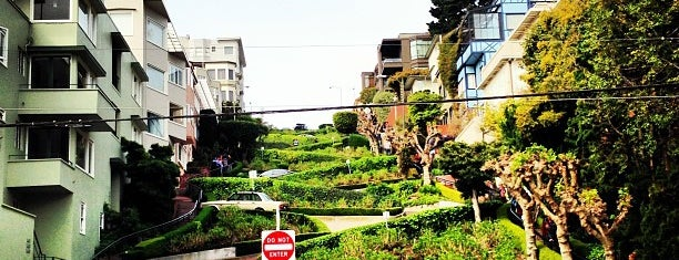 Lombard Street is one of Day Trips.