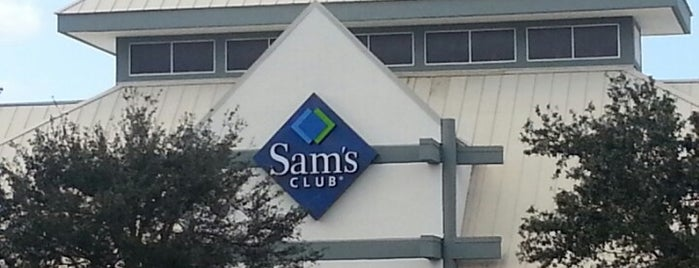 Sam's Club is one of Lieux qui ont plu à Marlene.