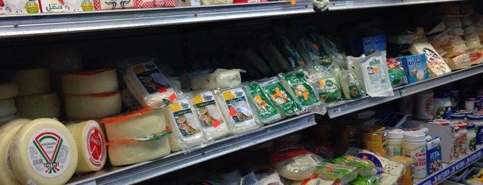 Hamle Supermarket is one of Tempat yang Disukai Saaaa.
