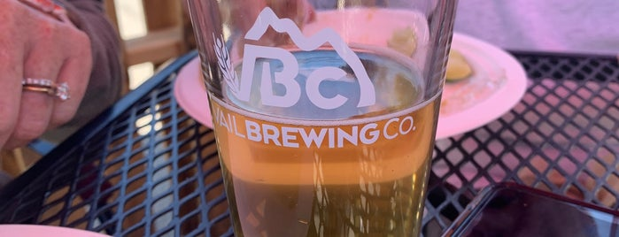 Vail Brewing Co is one of Brentさんの保存済みスポット.