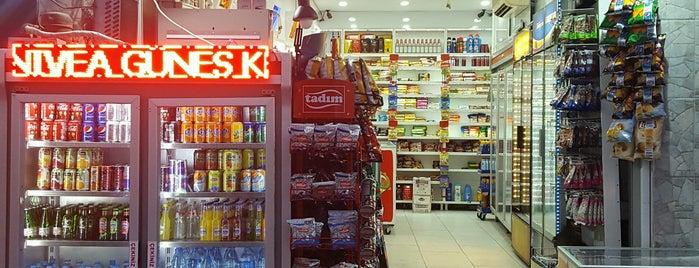 Adalı Market is one of Gezdim gördüm.