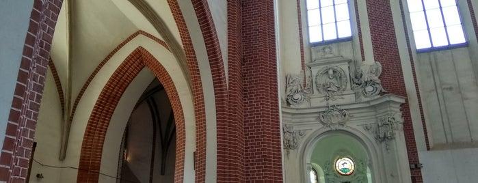 Kościół Najświętszej Marii Panny na Piasku is one of Janeさんの保存済みスポット.