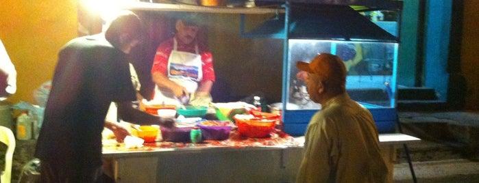 Tacos Rafa is one of Mazatlán - 2020.