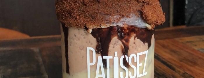 Pâtissez is one of Lugares guardados de James.