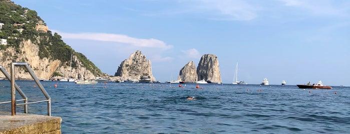 La Canzone del Mare is one of Italia.