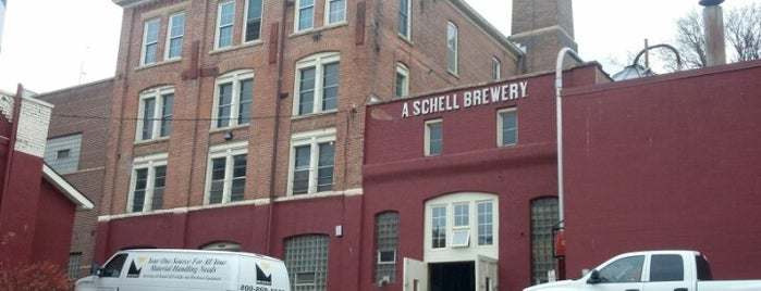 August Schell Brewing Company is one of Tap Rooms / Breweries in the Greater MN Area.