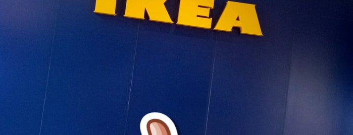 IKEA is one of Antalya.