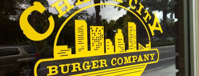 Charm City Burger Company is one of Local.