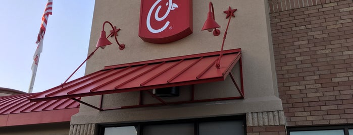 Chick-fil-A is one of Dinner.