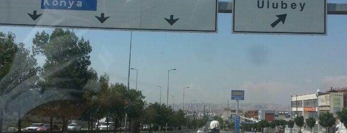 Altındağ is one of İLÇELERİ.