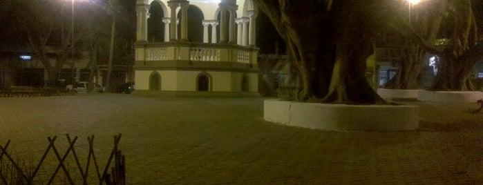 Praça Floriano Peixoto is one of Orte, die Luis gefallen.