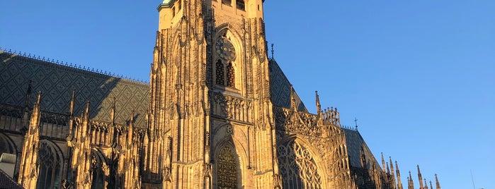 Torre grande meridionale della Cattedrale di San Vito is one of My Prague.