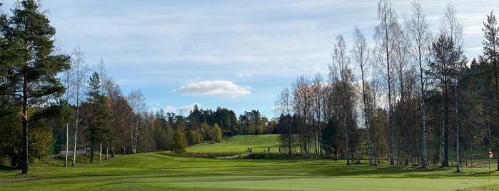 Gumböle Golf is one of Helsinki 2021.