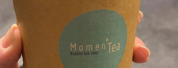 Momen'Tea is one of Paris.