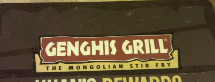 Genghis Grill is one of Other Wichita Favorites.