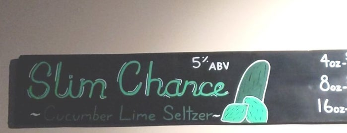 Second Chance Beer Lounge is one of Yet to Visit.