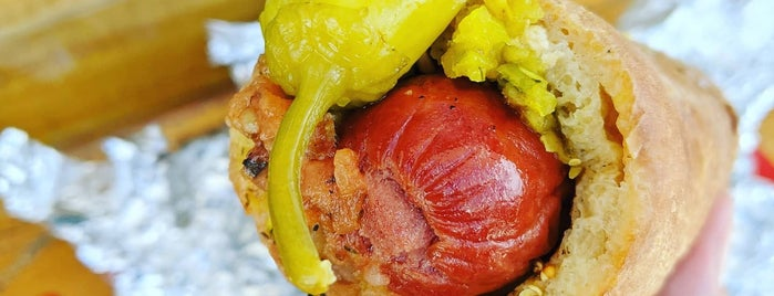 Relish Hot Dog And Sausage Co. is one of INSAHD! Been There, Done That (NJ).