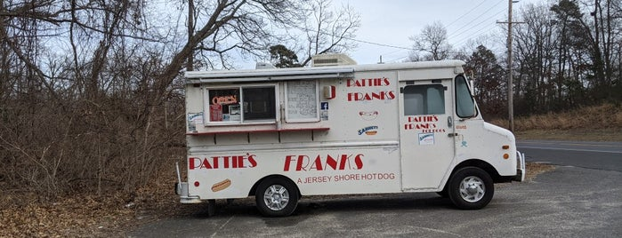 Pattie's Franks is one of INSAHD! Been There, Done That (NJ).