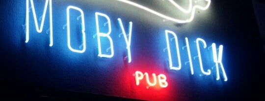 Moby Dick Pub is one of Lugares guardados de Luísa.
