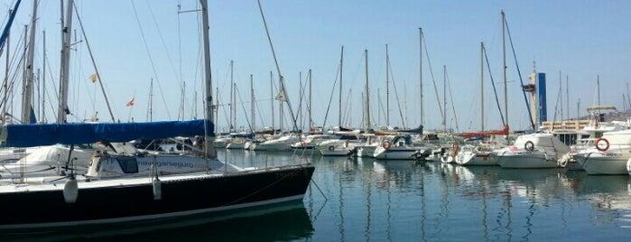 Club De Mar De Almeria is one of 41 Restaurantes de España que no te puedes perder.