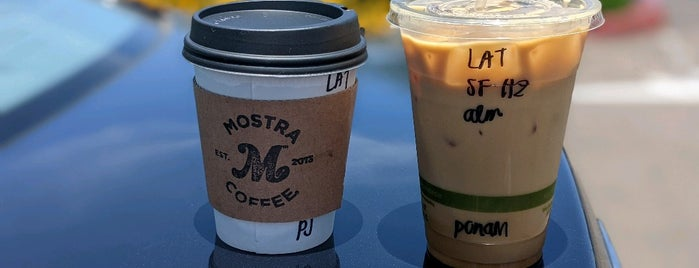 Mostra Coffee is one of CALIFORNIA.